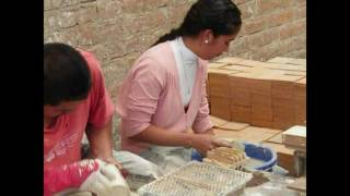 Ruční výroba keramických obkladů