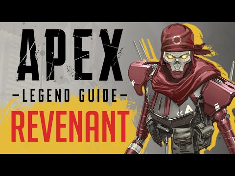 Apex Legends Revenant Tips - How To Best Play Season 4's New Character