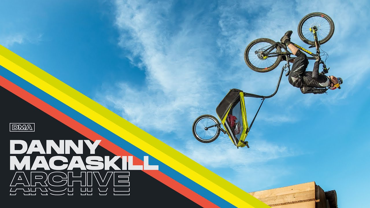 Danny MacAskill - Archive - The Trailer Flip
