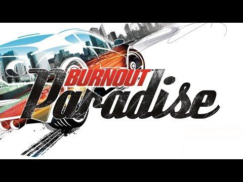 Burnout Paradise: Let's Play.Дорожное безумие!