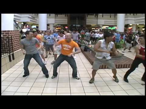 Mamma Mia Flash Mob Performance Dc Youtube