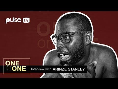 Meet Arinze Stanley, Nigerian Hyper Realistic Artist | One-On-One Chat | Pulse TV