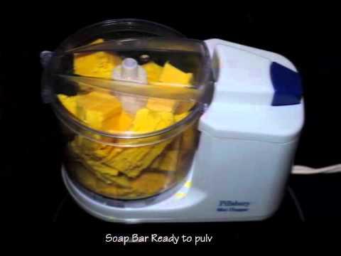 Making Duggar Laundry Soap - YouTube