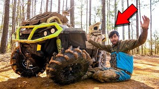 Can-Am ALMOST KILLS ME! This could happen to YOU!