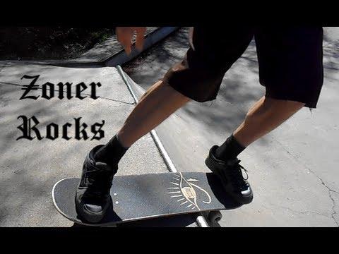 Zoner Rocks - at the Ashland, Oregon Skatepark