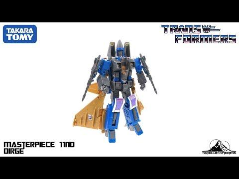 Optibotimus Reviews: TakaraTomy Transformers MP-11ND Masterpiece DIRGE