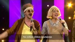 Sketsihahmokilpailun voittajan julkistus ja loppulaulu | Finaali | 8. live | Putous 12. kausi | MTV3