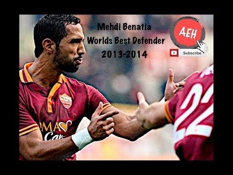 Mehdi Benatia - Worlds Best Defender | 2013-2014 [HD]