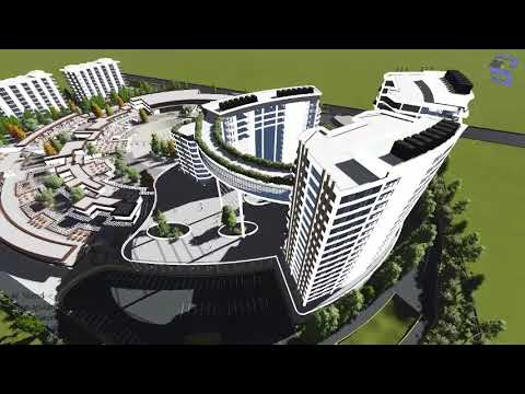 Mixed Use Development, Noida   reimaging urban lifestyle Achitectural Thesis