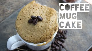 Healthy Coffee Mug Cake Recipe | How To Make A Low Fat Coffee Mug Cake