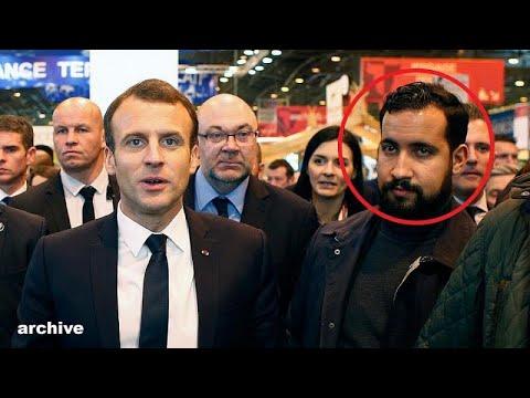 euronews (en español): El Elíseo termina despidiendo al asistente de Macron que pegó a un manifestante