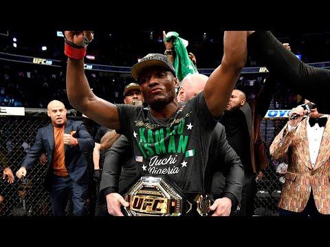 Камару Усман - Путь к чемпионству в UFC