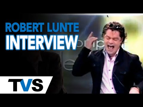 Robert Lunte  - Interview - French TV