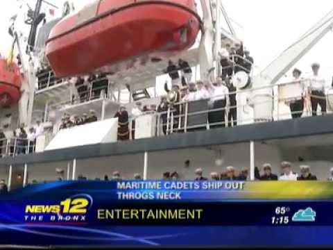 SUNY Maritime SST 2012 (news12)