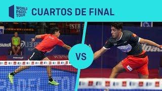 Resumen Cuartos de Final Bela/Tapia Vs Chingotto/Tello Estrella Damm Menorca Open | WPT