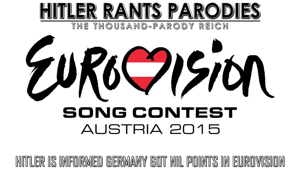 Hitler is informed Germany got nil points in Eurovision