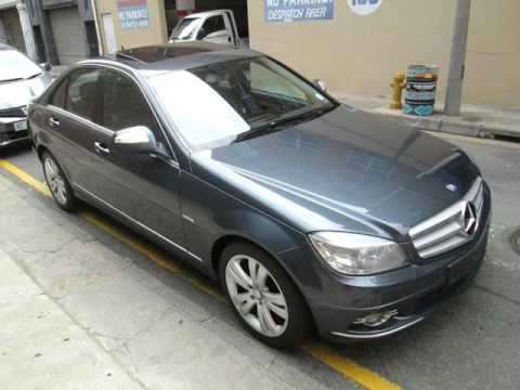 2008 mercedes benz c class c280 avantgarde auto auto for sale on auto trader south africa youtube. Black Bedroom Furniture Sets. Home Design Ideas