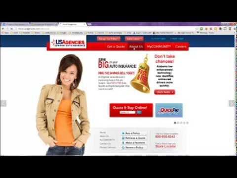 US Agency Auto Insurance