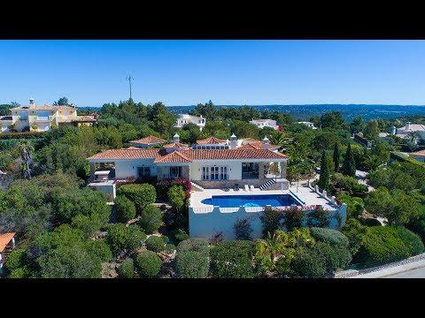 Stunning sea view villa in Goldra, Santa Barbara de nexe - PortugalProperty.com - PP2905