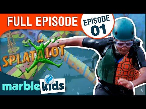 Splatalot - Season 1 - Episode 1 - Country Style