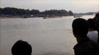 Final Siposan Rimbo vs Pulau Laghe di Sentajo Raya @Pacu Jalur Kuantan Singingi