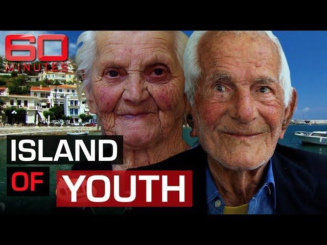 Island where people live longer than anyone on earth