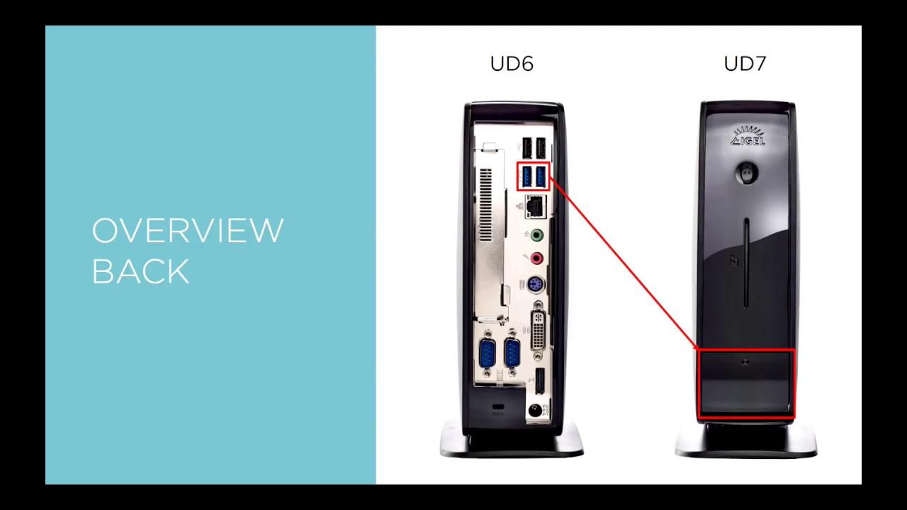 The NEW IGEL UD9 vs. UD9 & How to Setup 9 Monitors