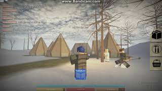 SURVIVE THE NORTH!!! | Roblox The Northern Frontier #1