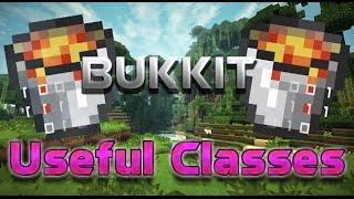 Bukkit Plugin - ItemUtil Class