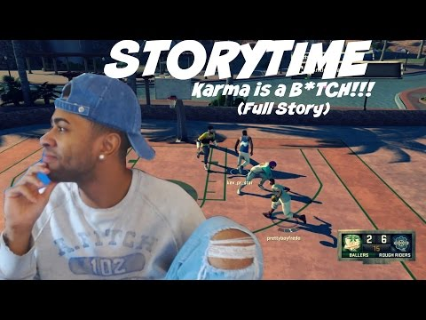 Story Time| Karma is a B*TCH!! Taking one for the team (FULL STORY) - Prettyboyfredo