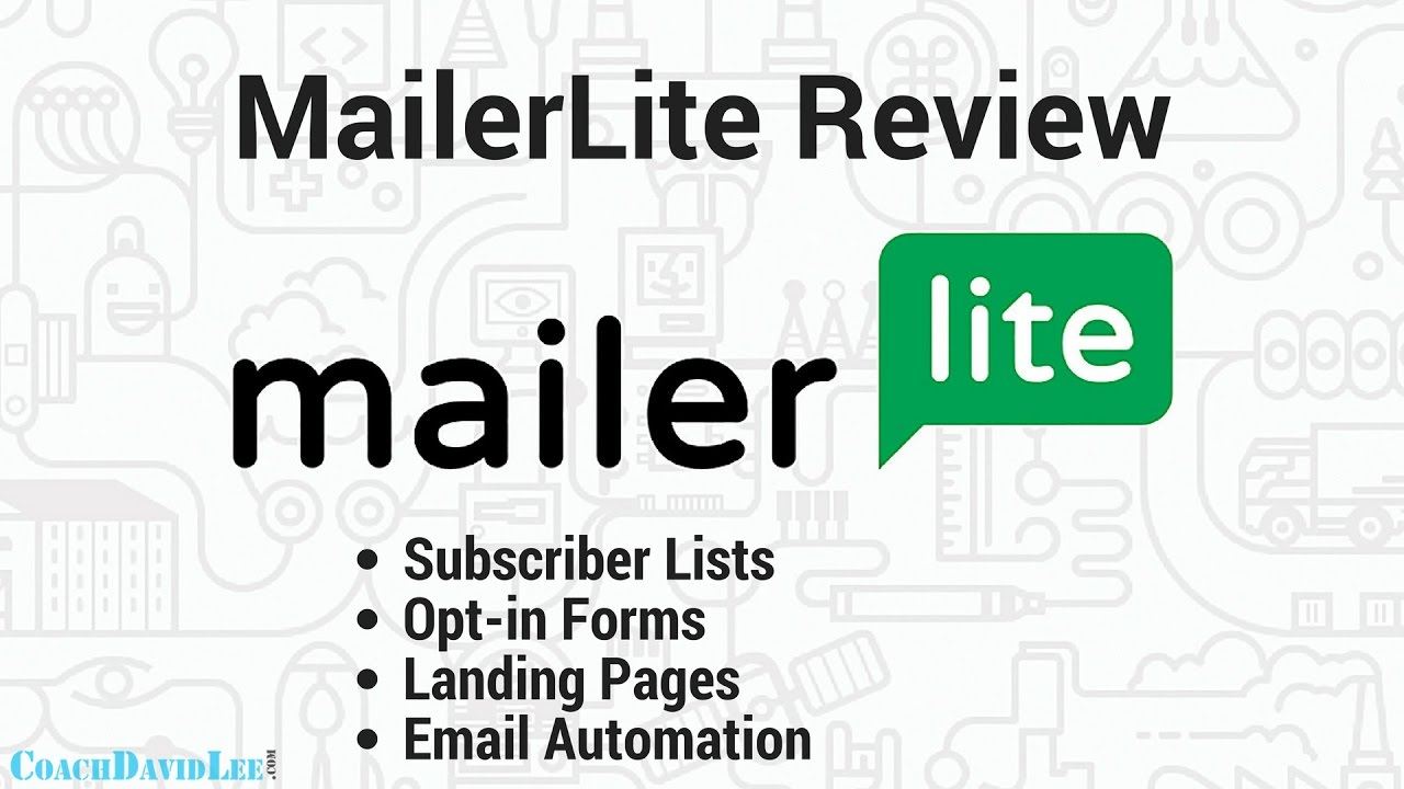 Email Marketing  Mailerlite Old