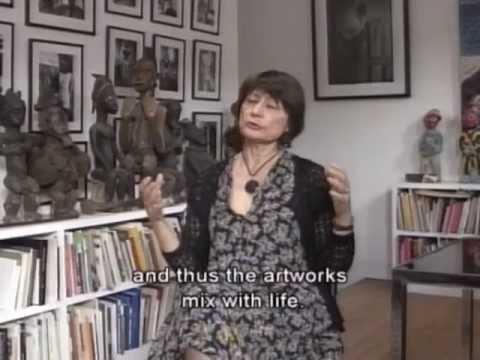 Entrevista com Catherine Millet - YouTube