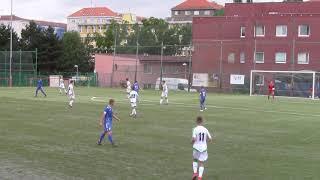 Bican Cup 2019 Praha_Karpaty 0:1 Lech Poznan_1 part