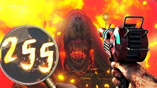 ROUND 255 BOSS FIGHT! | SOE EASTER EGG! | BLACK OPS 3 ZOMBIES