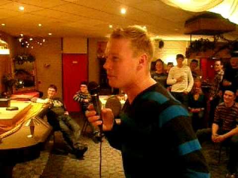 karaoke Hilco met: bij de marine