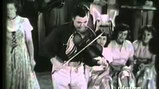 """Old American Barn Dance"" (1953 TV show w/Bill Bailey, Patsy Montana, Johnny Bond)"