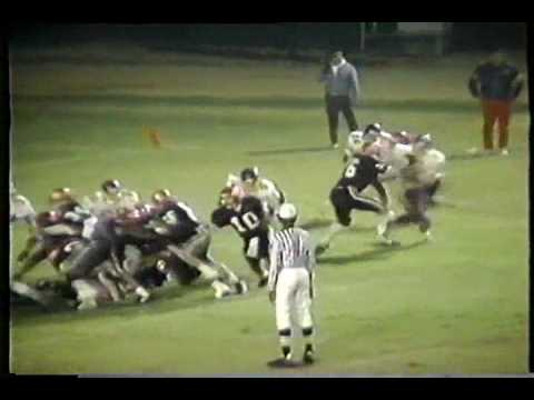 South Gate Rams 1989 Season Highlights (Part 7: vs. Bell)