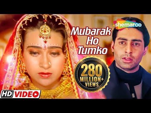 Mubarak Ho Tumko Ye Shaadi | Haan Maine Bhi Pyaar Kiya | Akshay Kumar, Karishma Kapoor| Udit Narayan