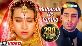Download Mubarak Ho Tumko Ye Shaadi | Haan Maine Bhi Pyaar Kiya | Akshay, Karishma | Bollywood Wedding Song Mp3 and Videos