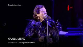 Vive latino 2017: Zoé - Arrullo de estrellas