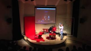 Mi pasión por la magia | Pablo Peña | TEDxYouth@Gijón