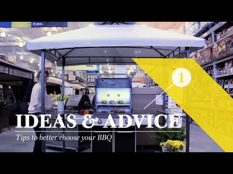 Ideas & Advice - Choosing the right barbecue for your grilling needs