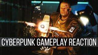 Cyberpunk 2077 is going to be a Fallout fans dream