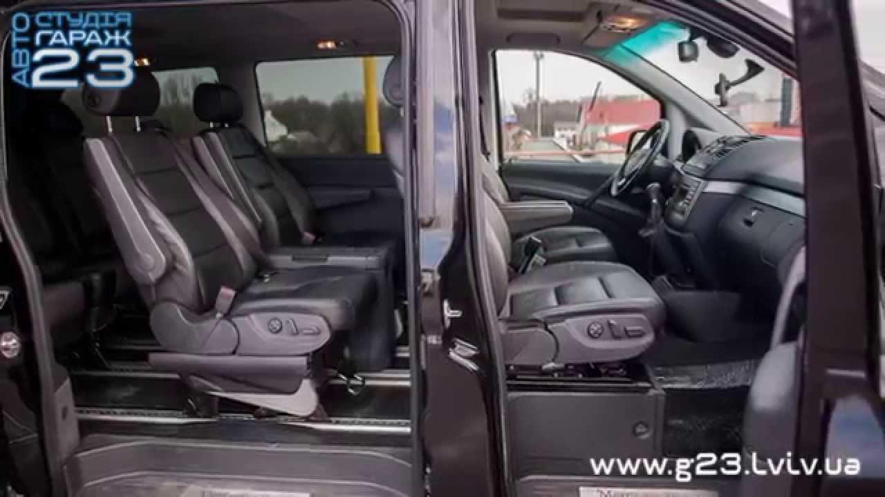 Vip обшивка салона и переоборудование mercedes vito vip салоны | компания bus-comfort переоборудование микроавтобусов. Переделка.