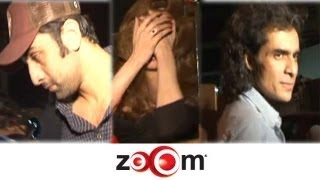 Ranbir Kapoor & Imtiaz Ali spotted with a new girl