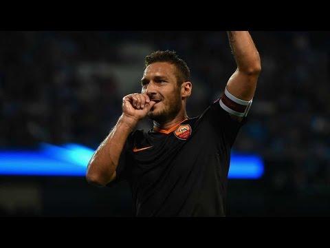 Francesco Totti Top 10 Goals