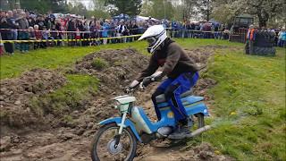 Traktoriáda ROVNÁ 2017 - motorky