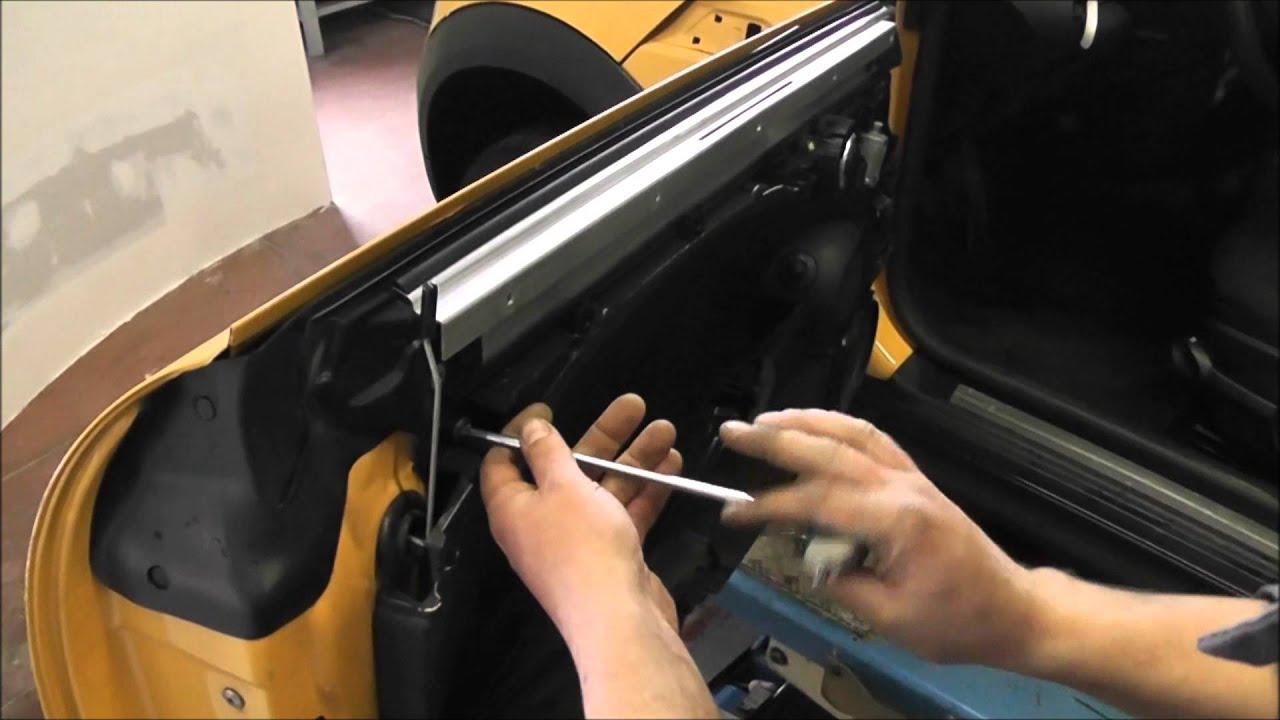 Smontaggio e rimontaggio accurato youtube - Smontare maniglia porta ...