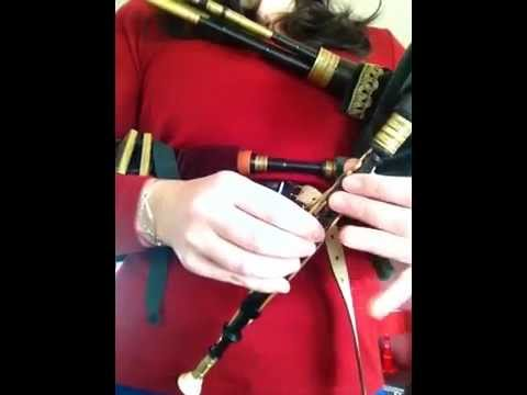 Northumbrian Small Pipes - Wards Brae