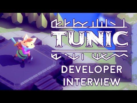 A Little Fox in a Huge World of Secrets - TUNIC DEV INTERVIEW